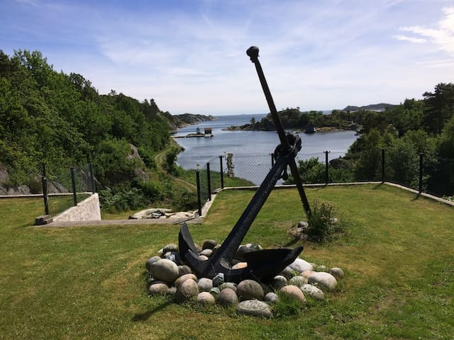 Høvåg的民宿