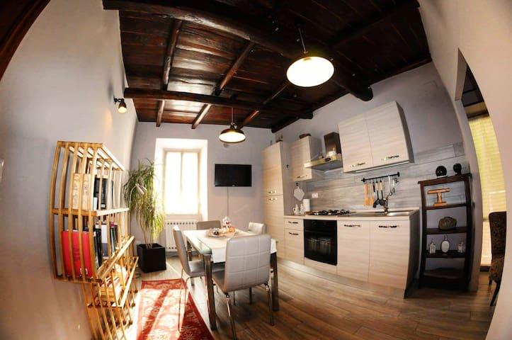 Bagnaia, Viterbo的民宿