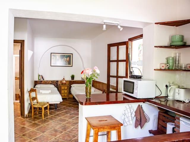 Guejar Sierra的民宿