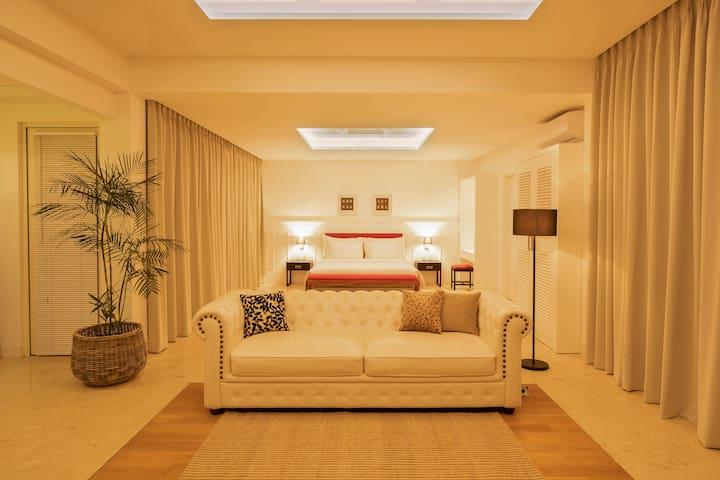 Umalas Dharma Villa Suite with private pool