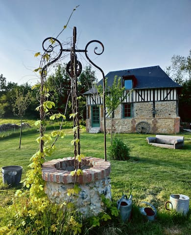 Bonneville-la-Louvet的民宿