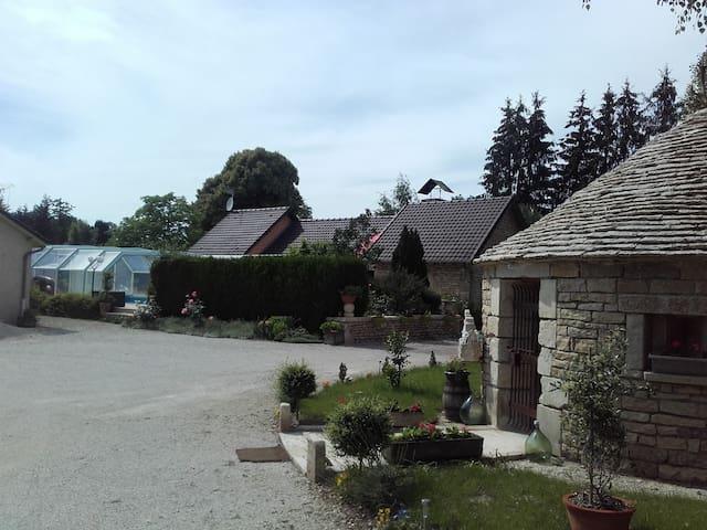 Chaource的民宿