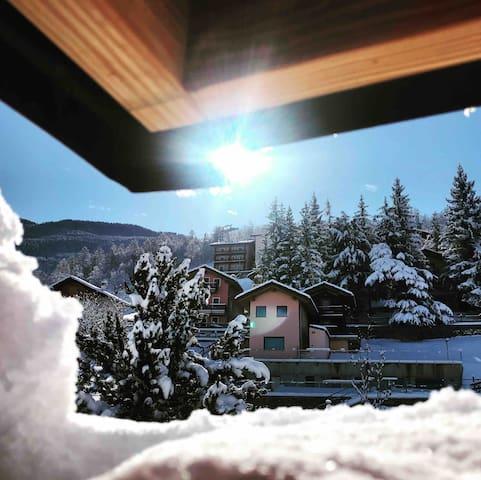 Gressan / Aosta的民宿