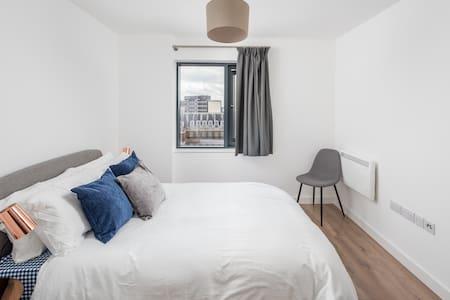 Elegant 1 bed flat in centre of Birmingham