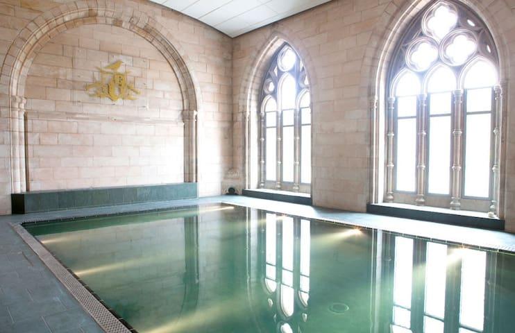 St.Benedict's Abbey的民宿