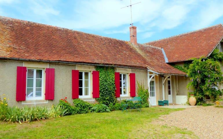 Lurcy-Lévis的民宿