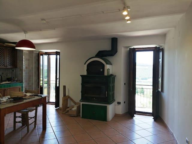 Serravalle di Chienti的民宿