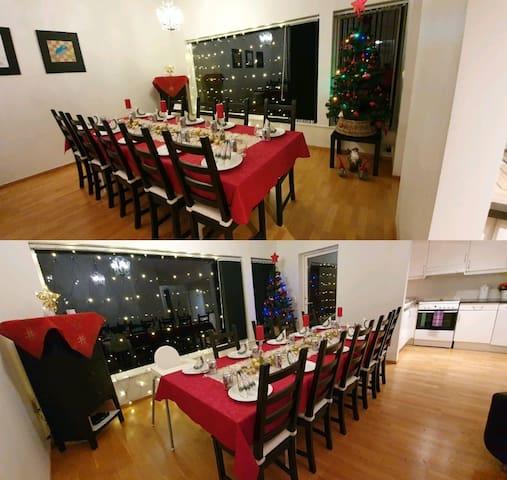 Silvias leilighet