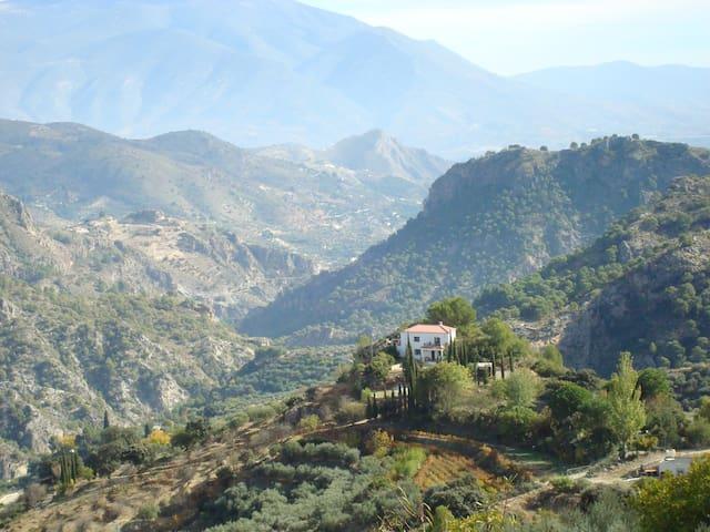 Guájar-Alto的民宿