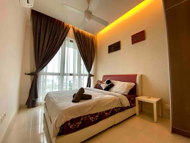 (Tropics) @ 3Damansara | PJ BEST Location | WiFi