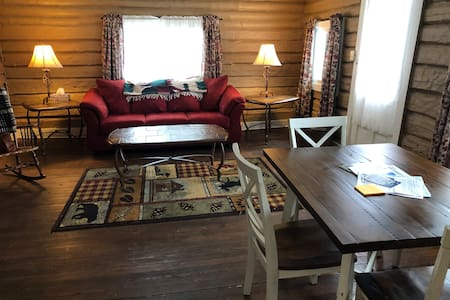 Chocolay River Cabin
