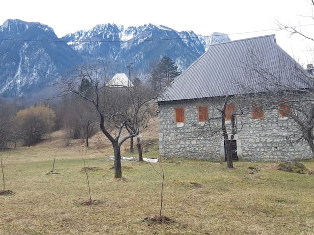 Mojkovac的民宿