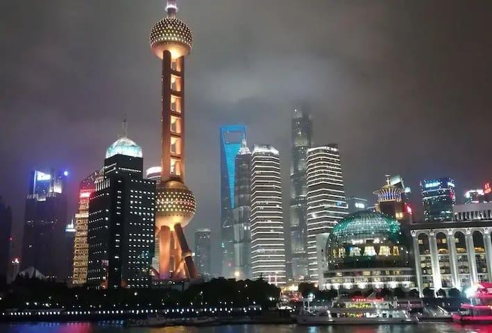 北外滩提篮桥历史风貌区滨江地铁房