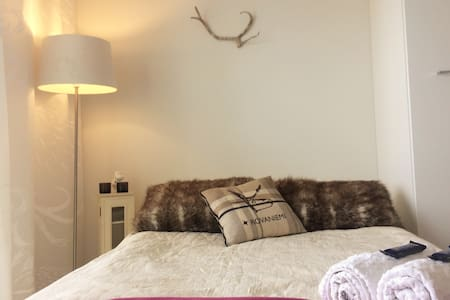 Reindeer room near city center