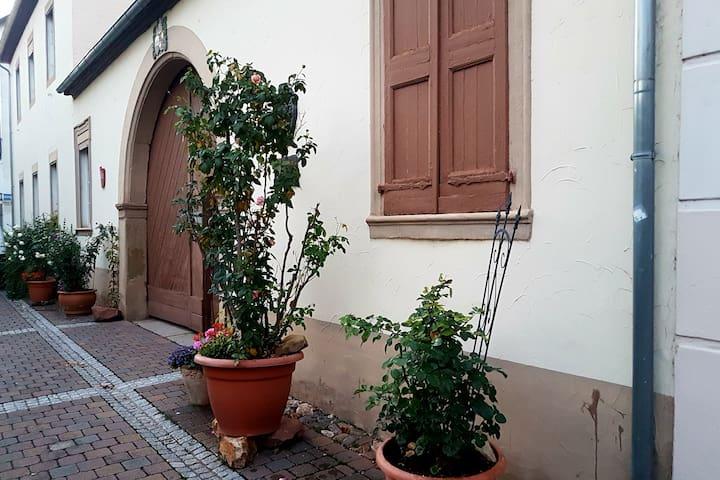 Bad Sobernheim的民宿