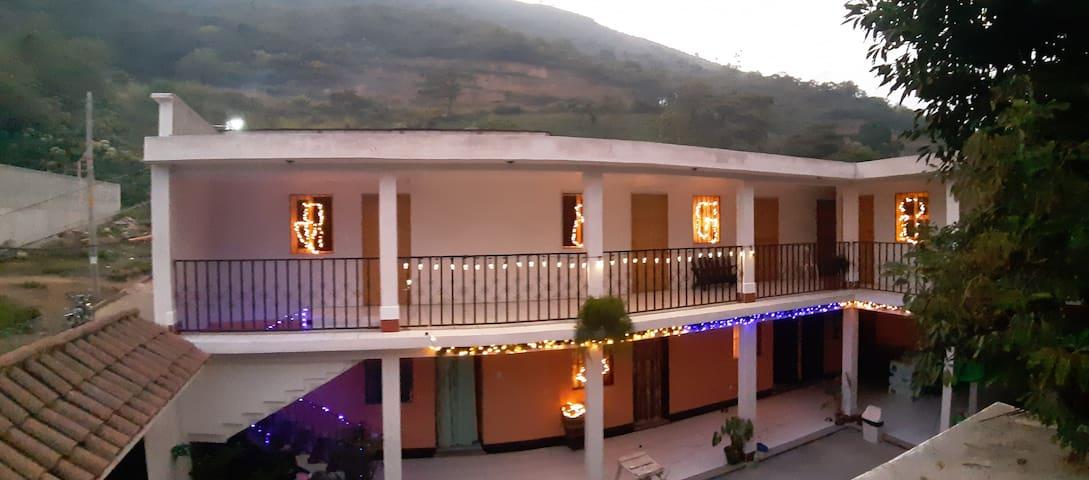 危地马拉安地瓜的民宿