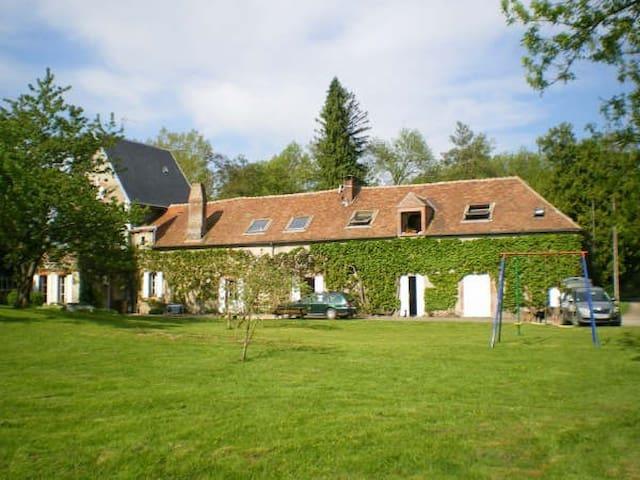 La Chapelle-sur-Oreuse的民宿