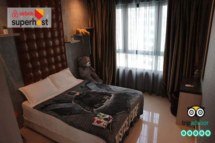 V16 Vince style homestay i-city Central Nxt 2 mall
