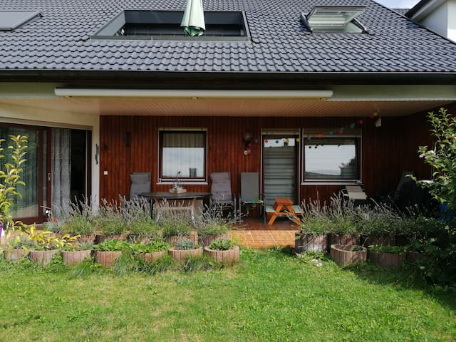 Langenau的民宿