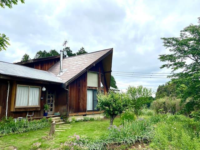 Kasama-shi的民宿
