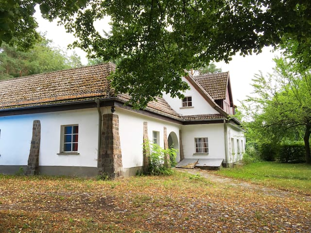 Bad Freienwalde (Oder)的民宿