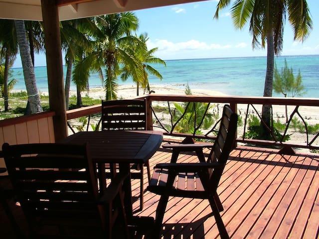 Aitutaki的民宿