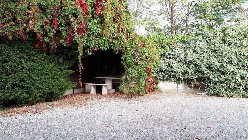Salaise-sur-Sanne的民宿