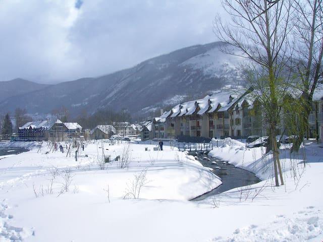 Vielle-Aure的民宿