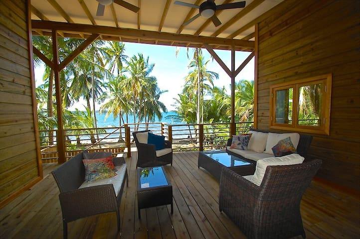 Casa del Mar Bastimentos - Oceanfront holiday home
