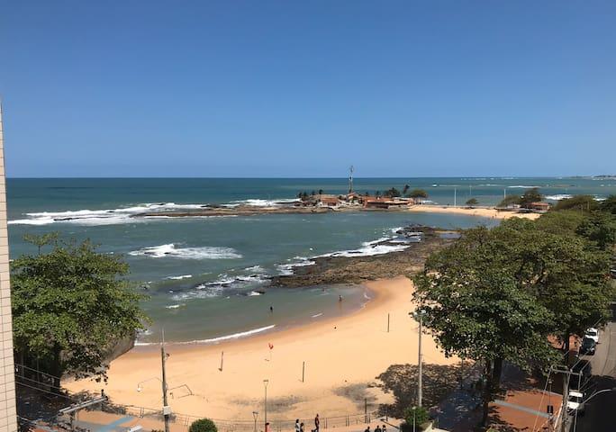 Privilegiada vista de Guarapari - P Castanheiras