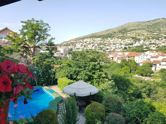 Mostar的民宿