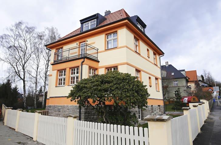Liberec的民宿