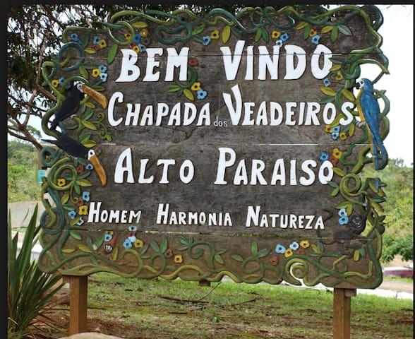 Guidebook for Alto Paraíso de Goiás