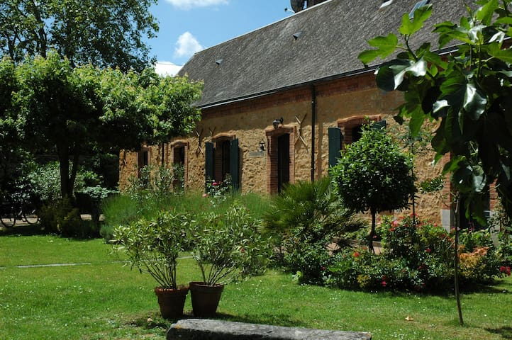Beaumont-Pied-de-Bœuf的民宿