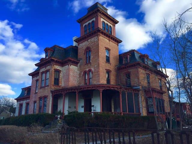 Plattsburgh的民宿