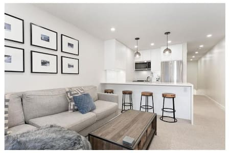 Newly renovated 1 Bdr townhouse