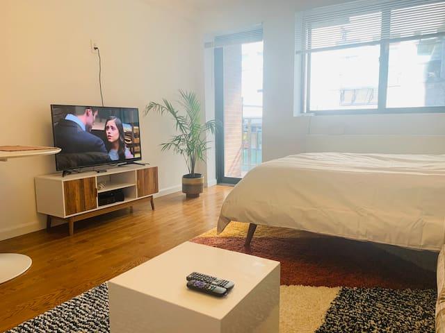 Charming studio apartment in Chelsea