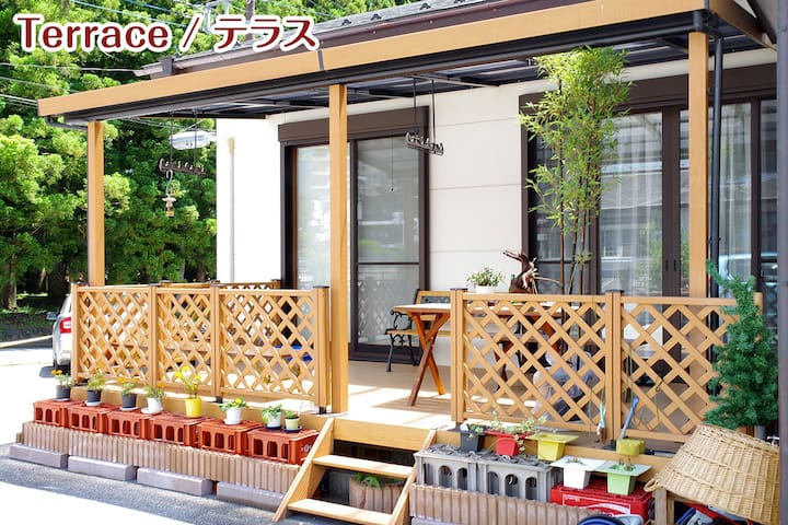 Japanese-style room with 6 tatami mats [Type-A]