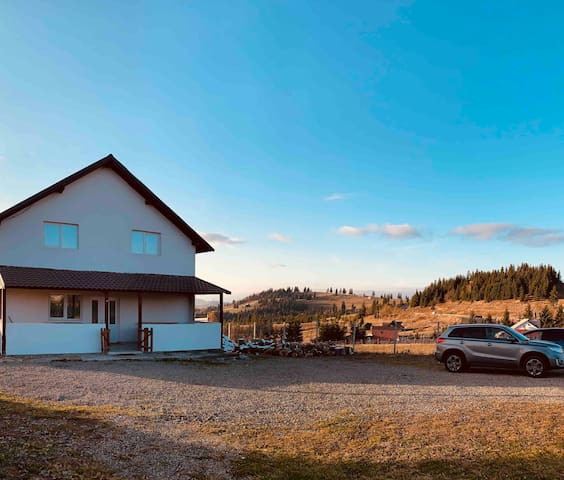 BISTRITA-NASAUD的民宿
