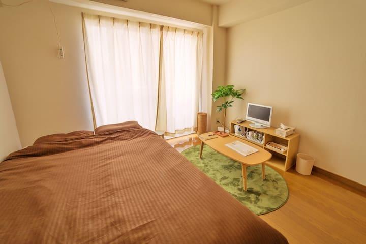 新潟市中央区的民宿