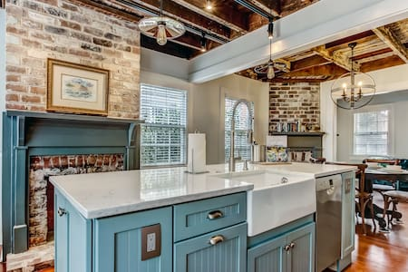 Perfectly Renovated Historic Downtown Home
