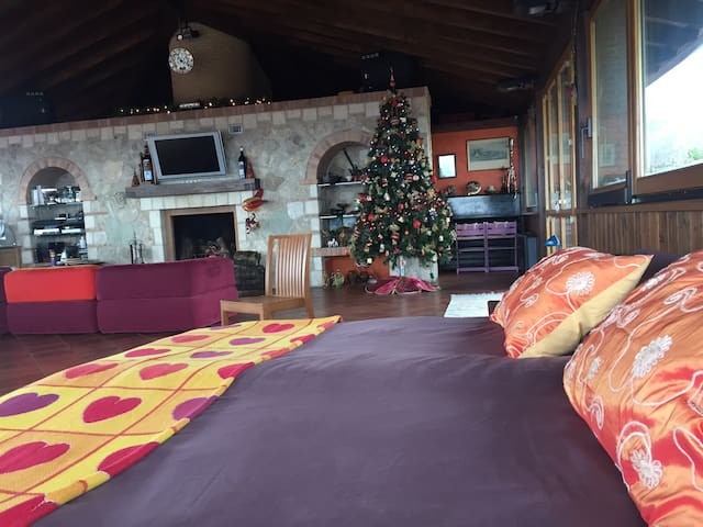Rocca Massima的民宿