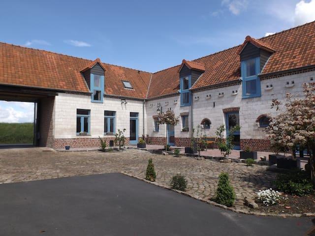 Mont-Saint-Éloi的民宿