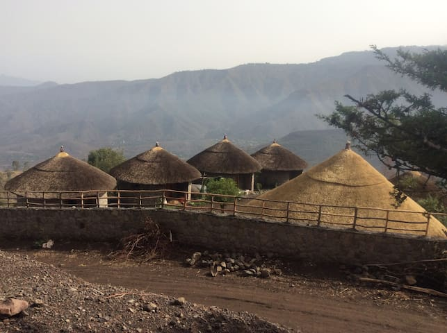 Lalibela的民宿