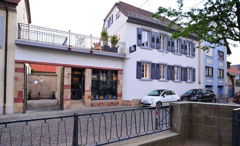 Deidesheim的民宿