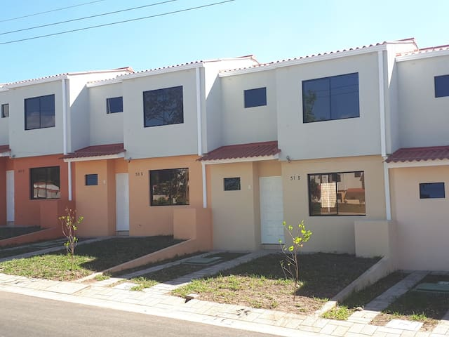 Residencial Las Arboledas的民宿