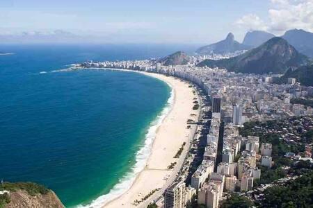 Cozy apartment in Copacabana