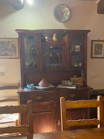 巴尔贝里诺迪穆杰洛的民宿