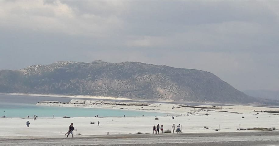 Salda Köyü的民宿