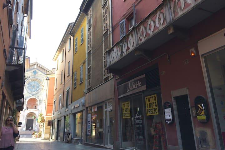 皮亚琴察 (Piacenza)的民宿